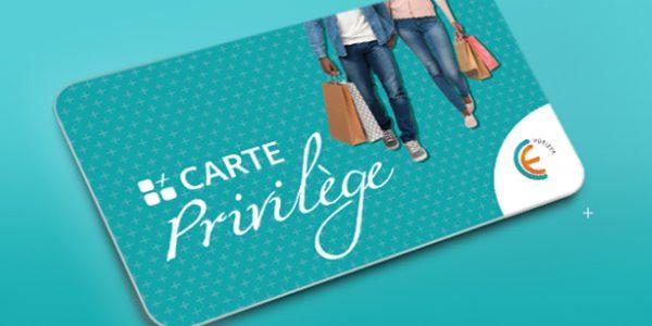 carrousel carte privilège
